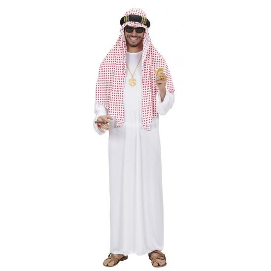 Afbeelding van 1001 nachten arabier kostuum voor heren