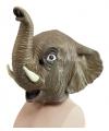 Olifanten masker grijs