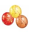 Winnie de Poeh ballon gekleurd