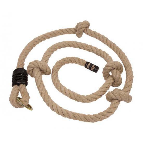 ff4a99a61c6dc3 Klimtouw 220 cm. apenkooien  kent u het nog  met dit stevige touw klimmen
