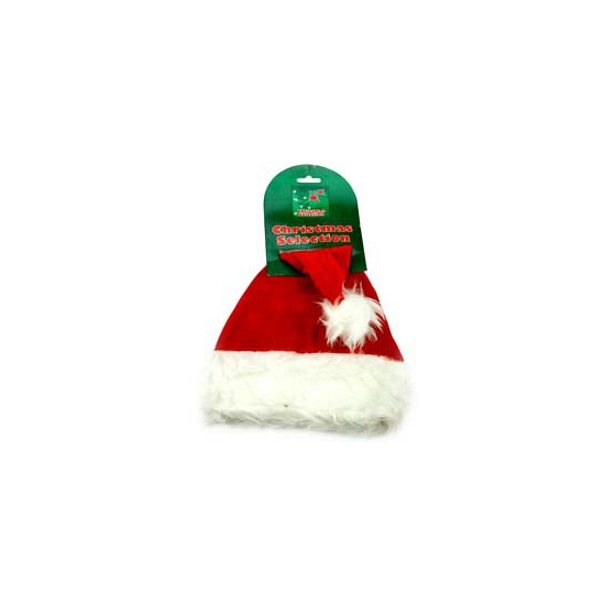 Voordelige kerstmuts voor honden of katten. omvang: ca. 38 cm.