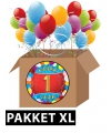 Feestartikelen 1 jaar pakket XL