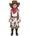 Peuter Carnavalskleding cowgirl