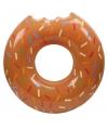 Opblaas donut zwemband 119 cm