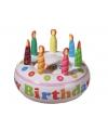 Feestartikelen opblaas verjaardagstaart