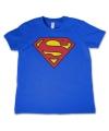 Superman logo artikelen shirt kids