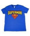 Superman artikelen shirt kids