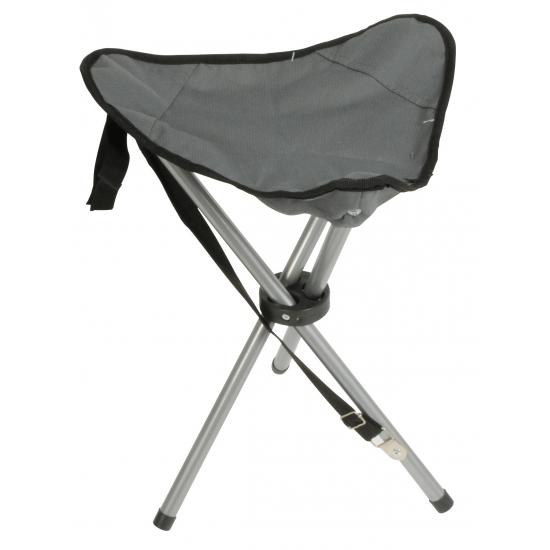 Opvouwbare stoel driepoot voor op de camping