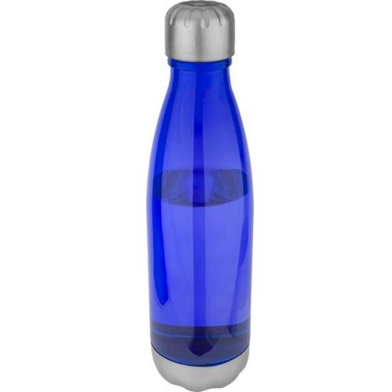 Blauwe drinkfles/waterfles 685 ml