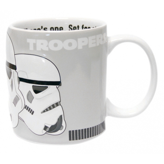 Koffiebeker Star Wars Storm Trooper