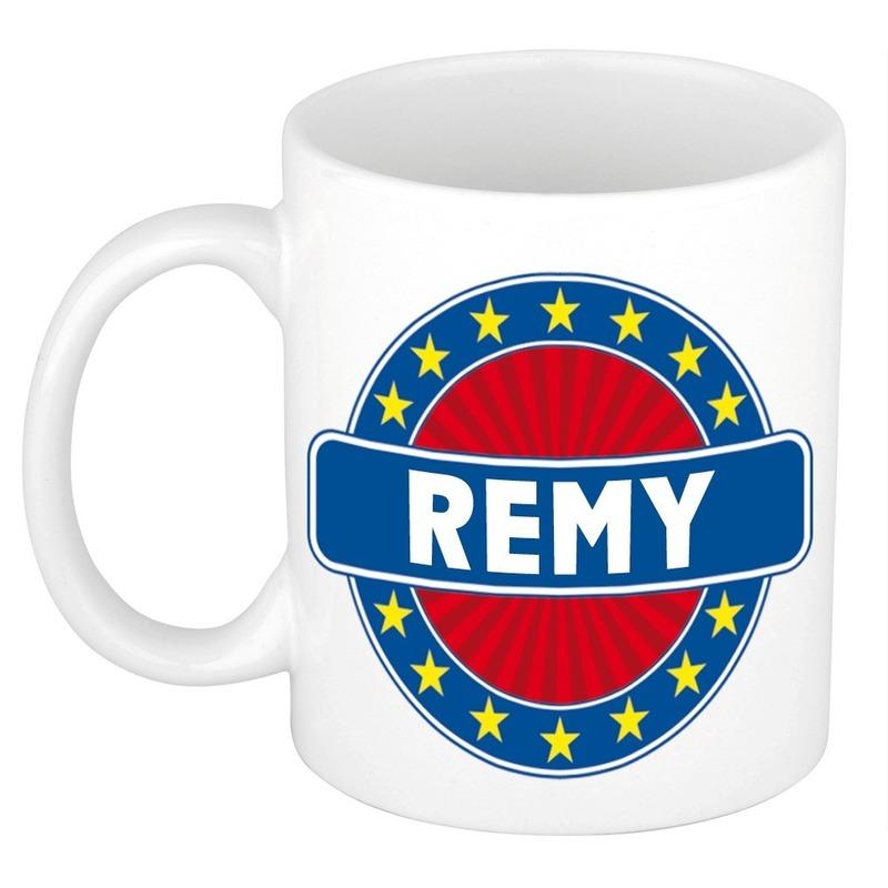 Mok met naam Remy 300 ml