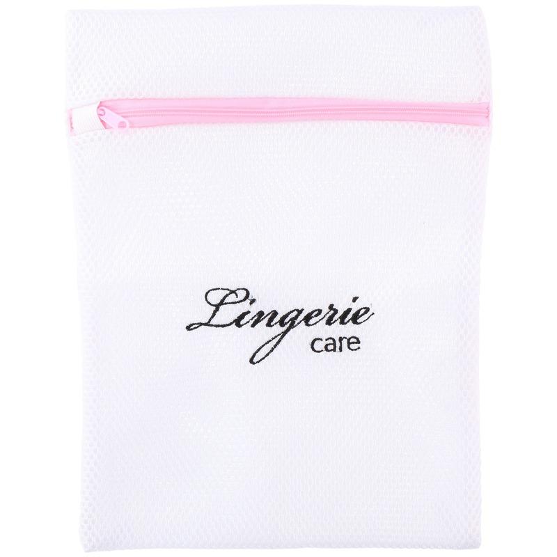 Opvouwbare waszak voor in de wasmachine. dit product leent zich uitstekend om kwetsbare kleding zoals ...