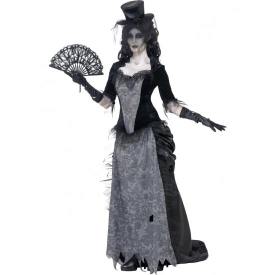 Halloween Kostuum Vrouw.Spook Vrouw Kostuum Black Widow Halloween Kostuums