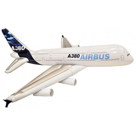 3x Airbus A380 speelgoed vliegtuigen | Fun en Feest